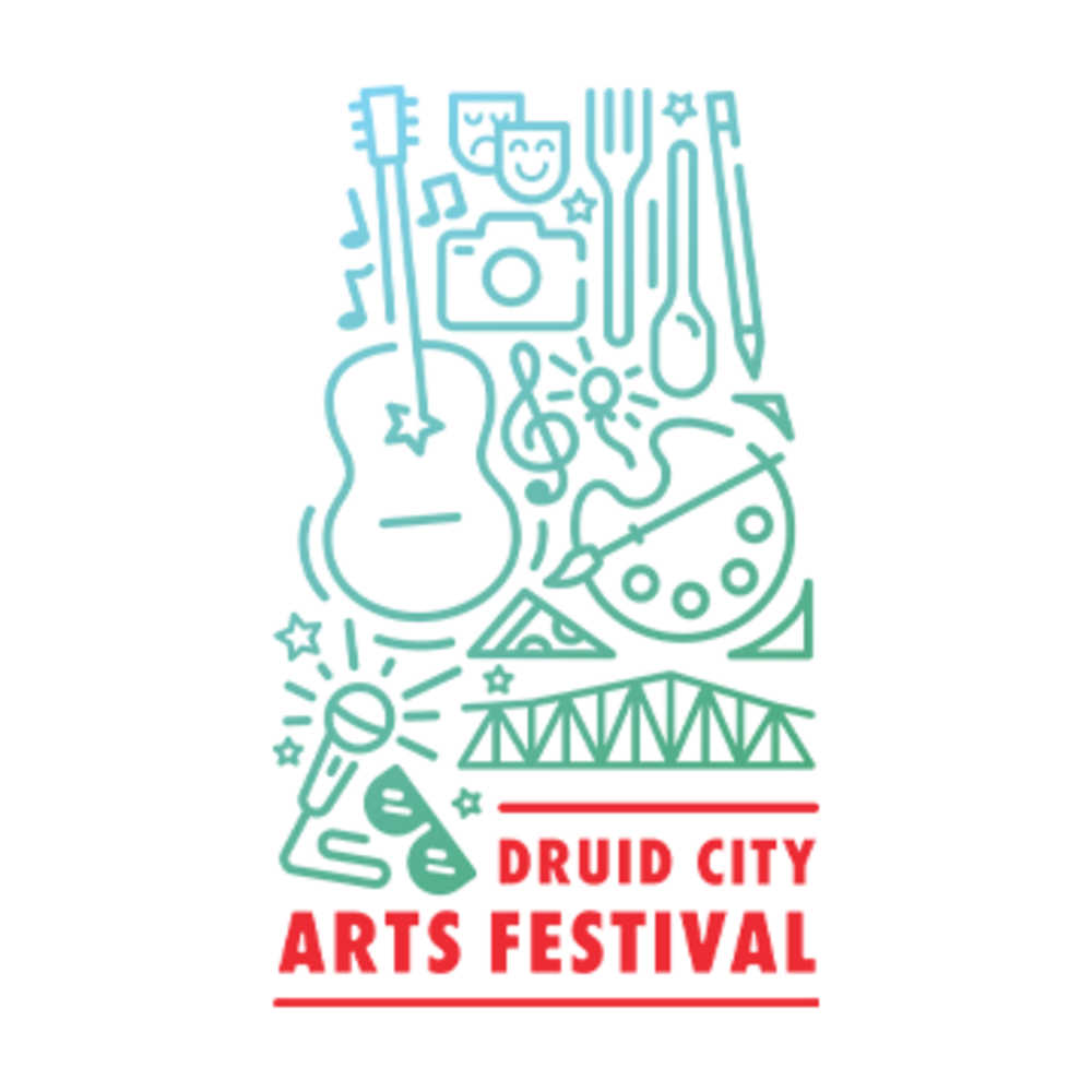 City of Tuscaloosa to Host Druid City Arts Festival